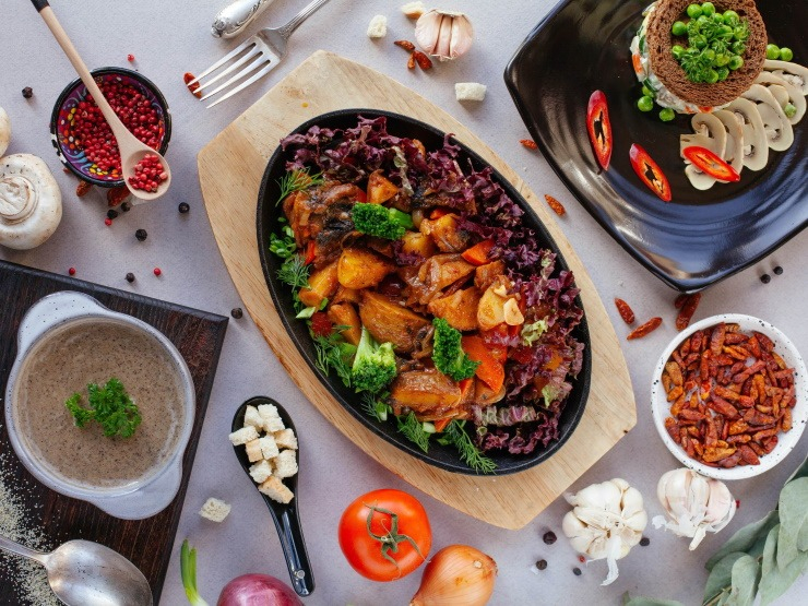 The best vegan and vegetarian-friendly places to visit around the world